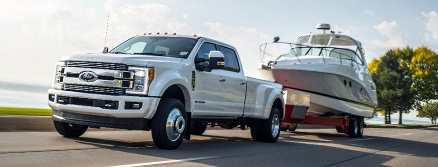 Top 10 Pickup Trucks for Towing