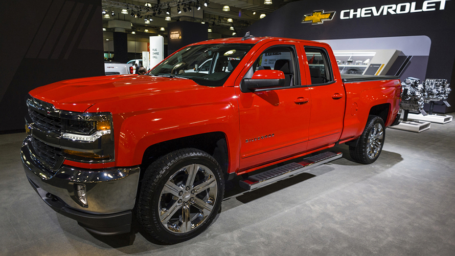 chevy truck lineup - auto know it all