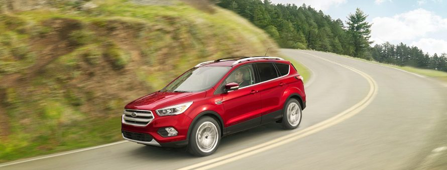 The Future For The 2018 Ford Escape Looks Bright